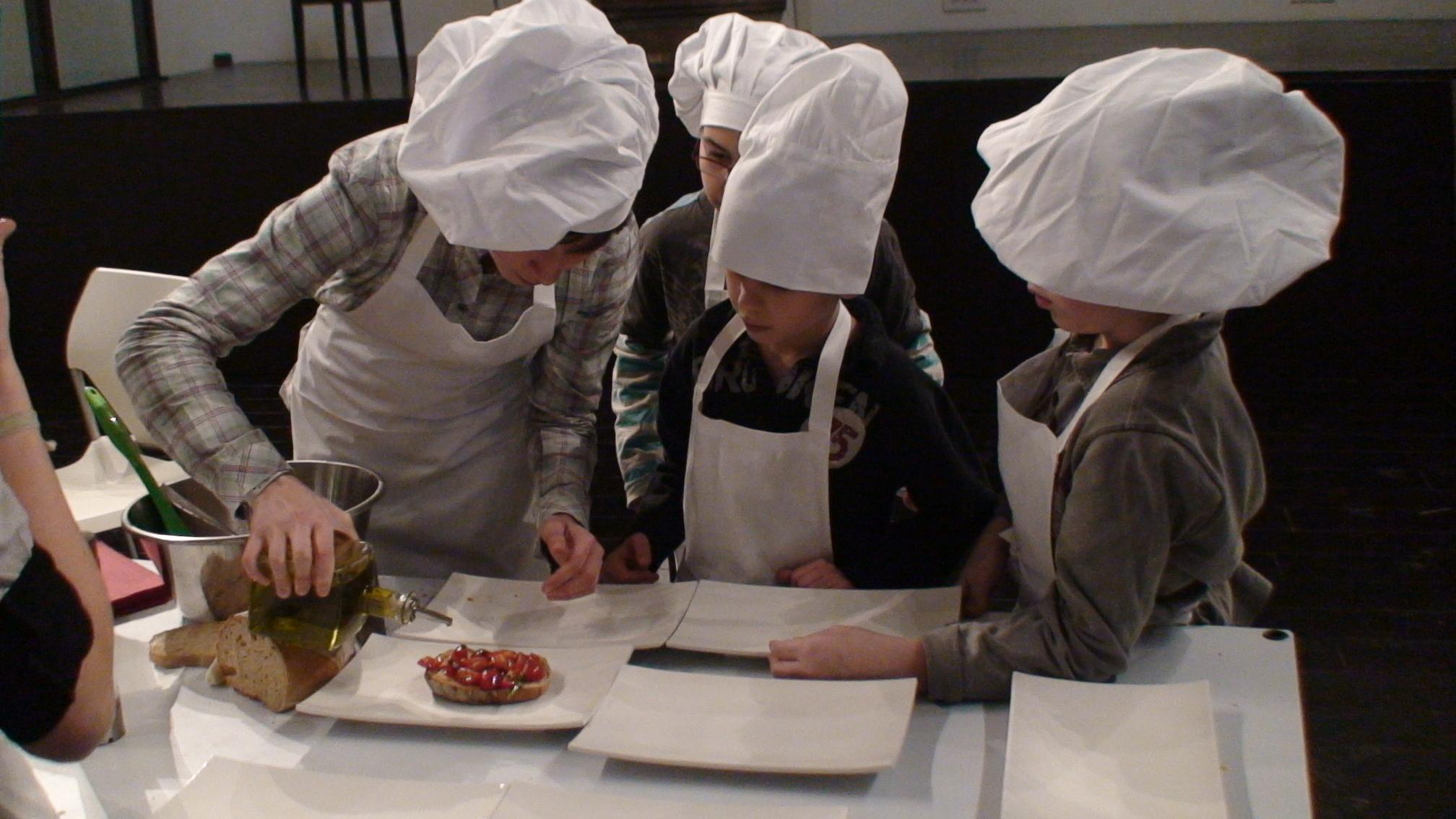 La com die des mets cours de cuisine sp cial enfants - Cours de cuisine beaune ...