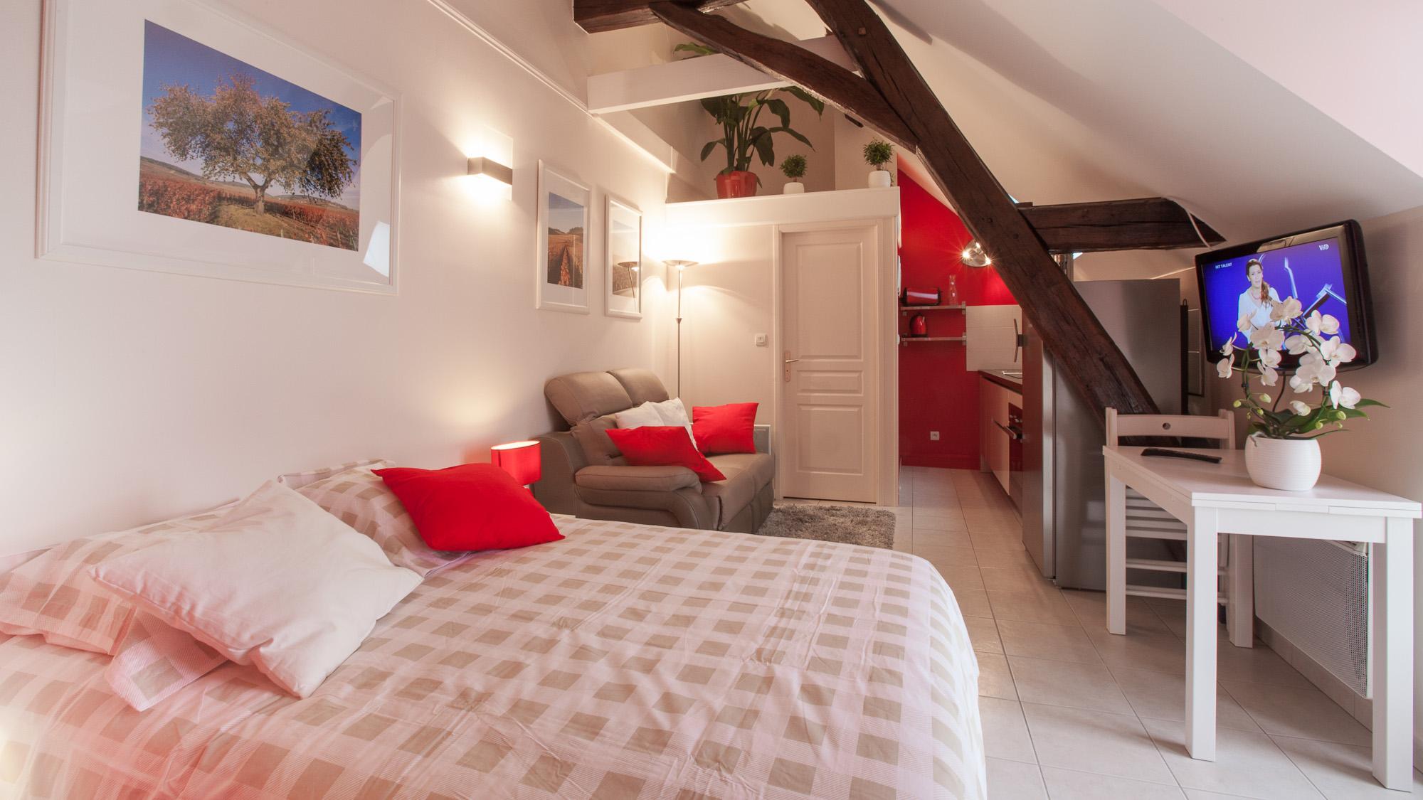 l 39 appart de lulu beaune beaune et le pays beaunois tourisme. Black Bedroom Furniture Sets. Home Design Ideas