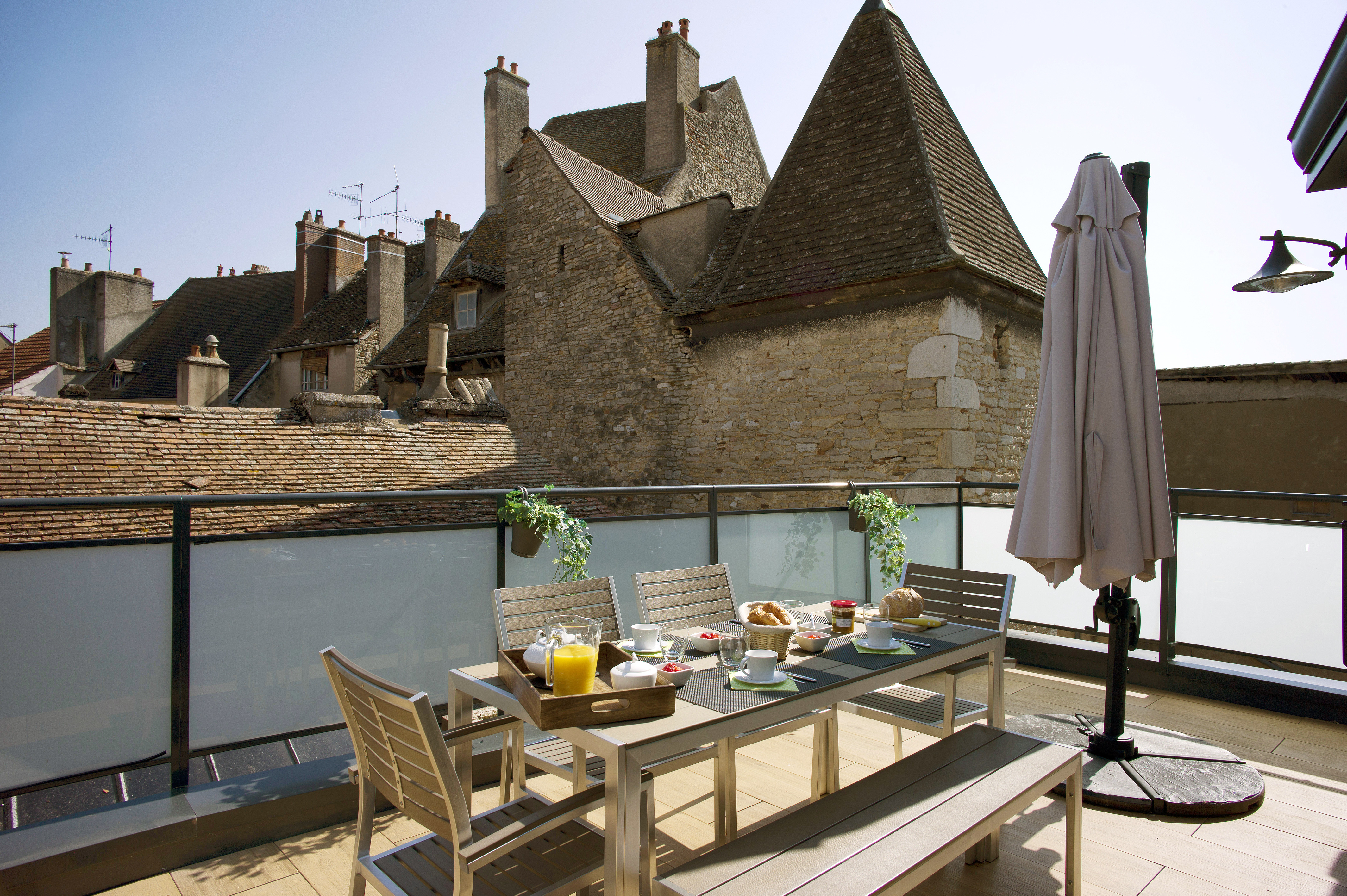 La Terrasse des Climats - la Véranda - Beaune   The Official Beaune Travel Guide